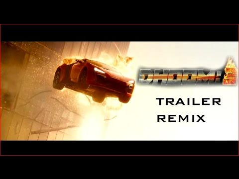 Dhoom 3 Trailer - Fast and Furious Remix ( TAMIL )