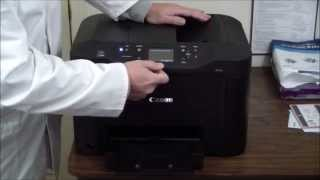 Canon MAXIFY MB5020 Unboxing & Setup