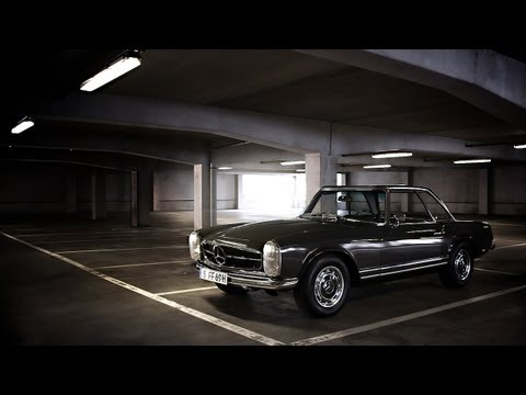 Mercedes-Benz TV: An automotive dream - the Mercedes-Benz SL 280 Pagoda