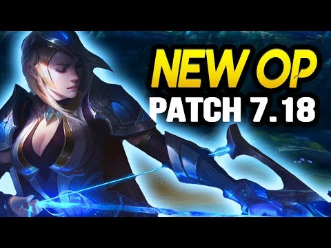 WORLDS PATCH TIME! New OP CHAMPS IN 7.18 - Biggest Changes (League of Legends)