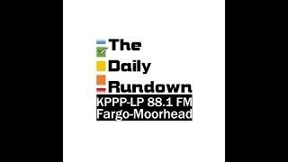 The Daily Rundown - Nov 15, 2018 -- Local and National news by KPPP-LP 88.1 Fargo-Moorhead Radio