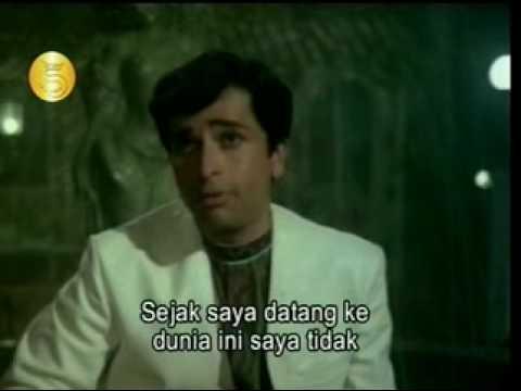 Tum bin ja ho kaha (Malay subtitle)