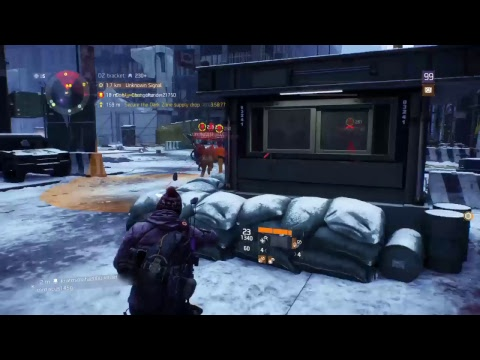 The Division {PS4} Road to 50 Subs._.