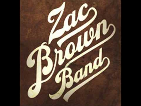 Zac Brown Band (Featuring Alan Jackson)- As She's Walking Away