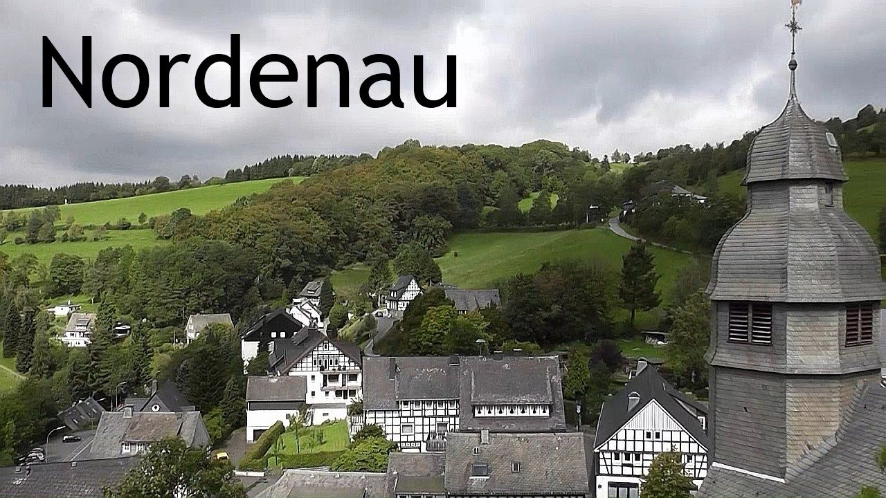 Nordenau Germany  city photos : GERMANY: Nordenau village Sauerland [HD] YouTube