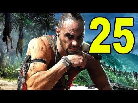 Far Cry 3 - Part 25 - Minefields (Let's Play / Walkthrough / Playthrough)