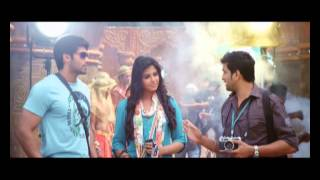Settai - Tamil Movie Settai Comedy Scene - just joking yaa - Arya | Santhanam | Anjali