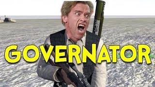 THE GOVERNATOR! - Arma 2: Island Life