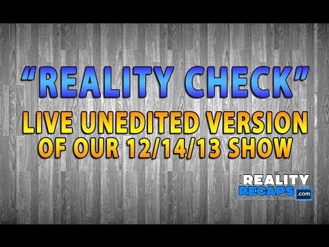 Reality Check EP10:  Pop Culture, Reality TV, Bravo & Amazing Race!