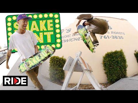 Shake Junt Cruiser Commercial