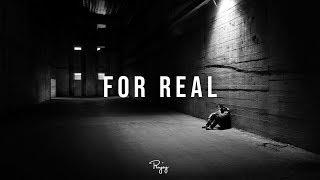 """For Real"" - Dark Bass Trap Beat | Free Rap Hip Hop Instrumental Music 2018 | Luxray #Instrumentals"