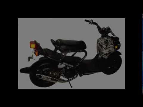Battlescooter Windscreen Honda Ruckus
