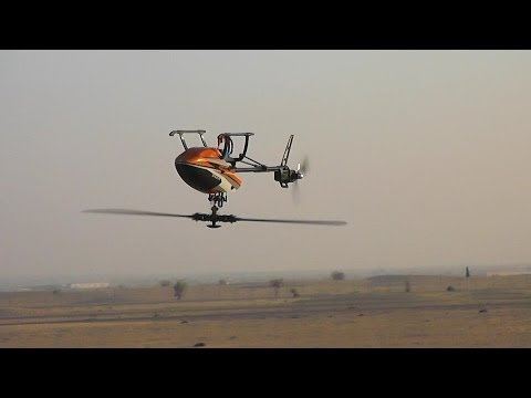 WLToys V950 FBL 6G Helicopter Maiden 3D Flight