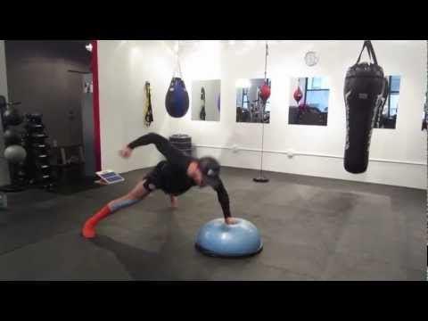 Dogen Gym {Jason van Oijen}: Extreme Core workout for fighters