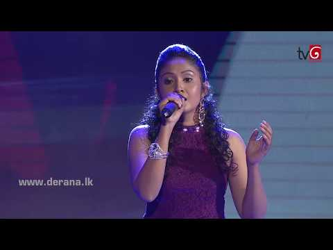 Dream Star Season 07 | Final 24 ( 01st Group ) Sachini Nisansala ( 12 - 08 - 2017 )