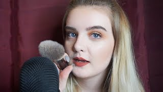 Tips for Getting Over a Breakup + Self Care! (ASMR) Mic Brushing, Close Whispers