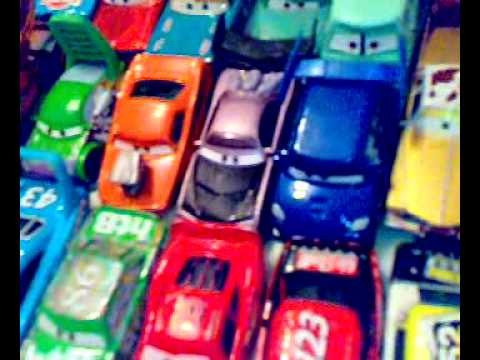 Cars  Movie Names And Pictures