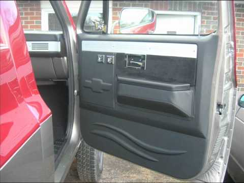 1986 Chevy Truck Custom Interior By Ssinteriors Youtube