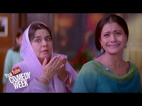 A 'gamla' Story - Kabhi Khushi Kabhie Gham - Comedy Week video