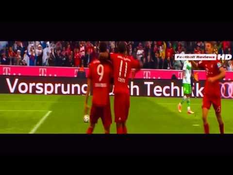Robert Lewandowski vs Wolfsburg ● Individual Highlights 22 09 2015