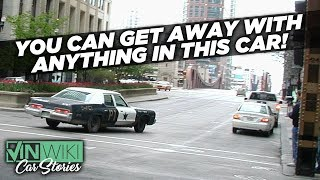 Cops will let you do anything if you drive one of these