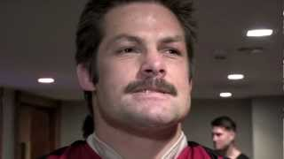 All Blacks Movember challenge - the candidates