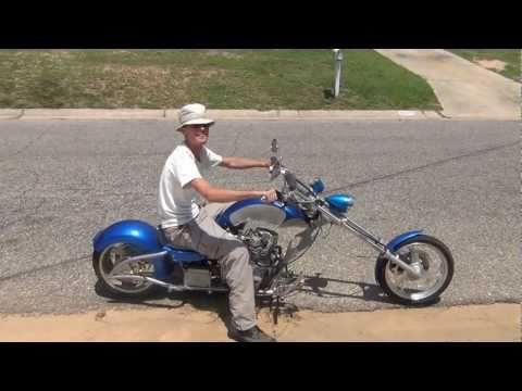 Test Ride - Mini Chopper - Resurrection 4