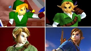 Evolution of Victory Screens in Super Smash Bros. (Original 12 Characters) N64 to Ultimate