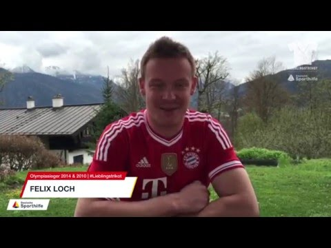 #Lieblingstrikot - Felix Loch