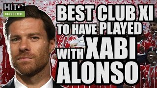 Best XI To Play With XABI ALONSO