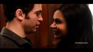 mindy and danny | tell her you love her