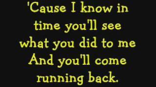 Duffy - Rain On Your Parade [lyrics]