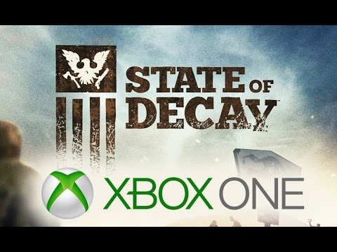 State of Decay Coming To Xbox One; Trailer and Release Date Coming Soon! (Pax Prime 2014)