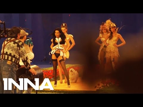 Making of INNA - WOW