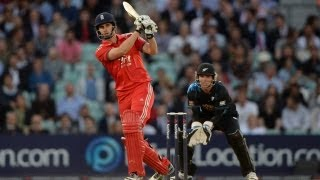 England lose thriller - Highlights from England's innings, 1st NatWest International T20