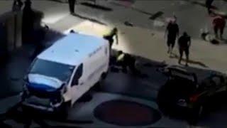 Spain Terror Suspects Still on the Loose