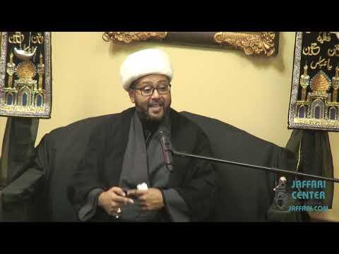 4th Muharram 2019 1441 Sheikh Bilal English Majlis