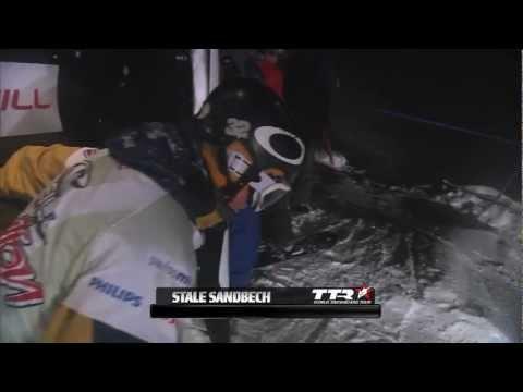 Stale Sandbech zdominował półfinały O'Neill Evolution 2012