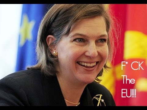 Listen: Victoria Nuland Says F*CK The E.U. in Leaked Phone Call