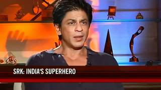 SRK on his journey from outsider to King- Interview with Anupama Chopra