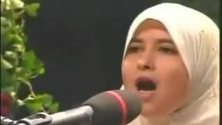 Surat al-Fajr-Sumaiya