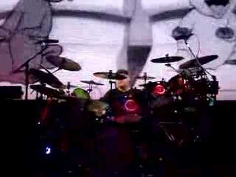 Neil Peart Drum Solo at the Hollywood Bowl - Part 2