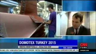 DOMOTEX TURKEY FUARI 2015