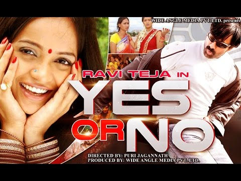 Yes Or No - Ravi Teja, Tanu Roy | Dubbed Hindi Full Movie | Hindi Movies 2015 Full Movie video