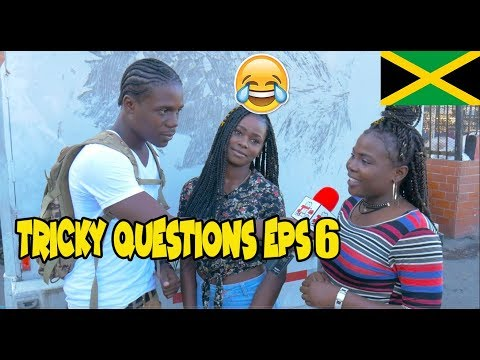 Trick Questions In Jamaica Episode 6 [Linstead] @JnelComedy @DiQuestions thumbnail