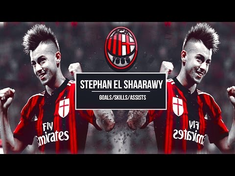 Stephan El Shaarawy | Try | All Goals/Assist/Skills 2014/2015 | HD