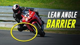 Breaking Your Lean Angle Barrier on Track: Causes & Steps to Take