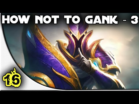 Monday Fails  How NOT to Gank 3