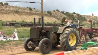 John Deere D Antique Tractor Pulling