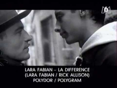 Lara Fabian - La différence (HQ Official Music Video)